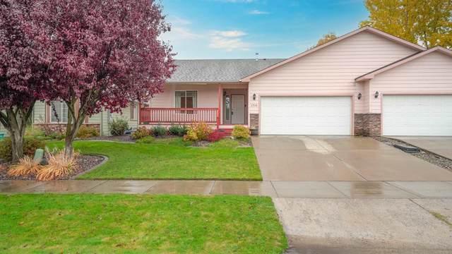 1710 N Drummond St, Spokane Valley, WA 99016 (#202124203) :: The Hardie Group