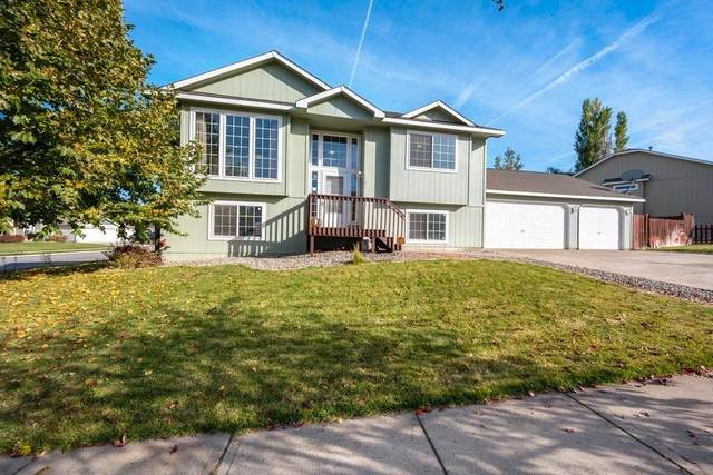 1103 S Moen Rd, Greenacres, WA 99016 (#202124210) :: The Spokane Home Guy Group