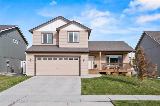 1810 W Maxine Ave, Spokane, WA 99208 (#202124229) :: NuKey Realty & Property Management, LLC