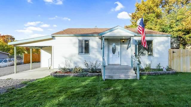 815 N Dorn Ct, Spokane Valley, WA 99212 (#202124230) :: Trends Real Estate