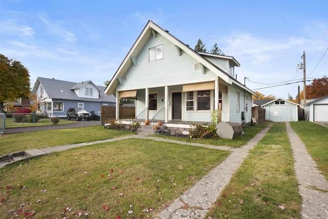 527 E Broad Ave, Spokane, WA 99207 (#202124251) :: The Spokane Home Guy Group