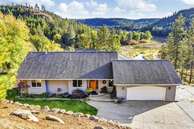15227 S Valley Chapel Rd, Valleyford, WA 99036 (#202124260) :: The Spokane Home Guy Group