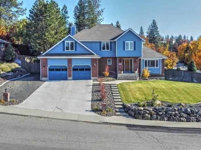 10302 N Fleetwood St, Spokane, WA 99208 (#202124266) :: NuKey Realty & Property Management, LLC