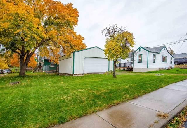 1127 E Dalton Ave, Spokane, WA 99207 (#202124268) :: The Spokane Home Guy Group