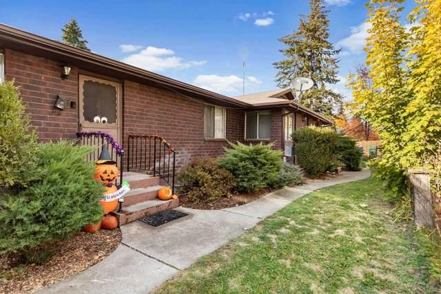 1308 W Kiernan Ave, Spokane, WA 99205 (#202124298) :: Bernadette Pillar Real Estate