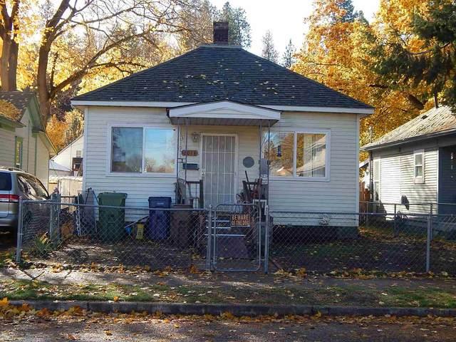 2018 E Hartson Ave, Spokane, WA 99202 (#202124311) :: Bernadette Pillar Real Estate