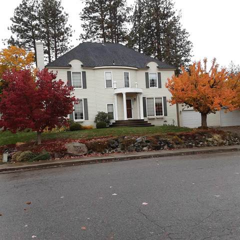 4616 S Myrtle St, Spokane, WA 99223 (#202124323) :: The Synergy Group