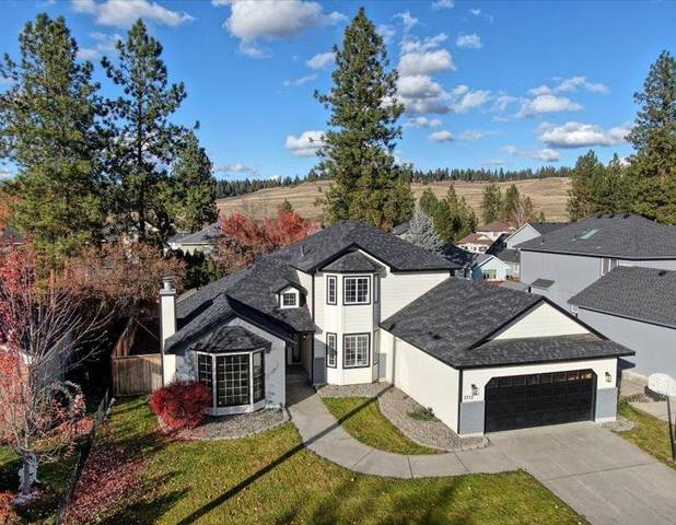 5712 W Old Fort Dr, Spokane, WA 99208 (#202124355) :: The Synergy Group