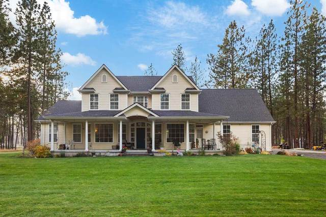 23205 N Mclellan Rd, Nine Mile Falls, WA 99026 (#202124367) :: The Spokane Home Guy Group