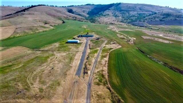 53541 State Route 27 Rd, Tekoa, WA 99033 (#202124377) :: The Spokane Home Guy Group