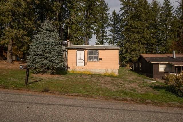 82 Davis Lake Rd, Usk, WA 99180 (#202124394) :: Top Agent Team