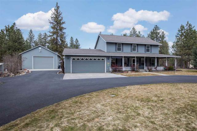 4411 E Day Mt Spokane Rd, Colbert, WA 99005 (#201811799) :: 4 Degrees - Masters