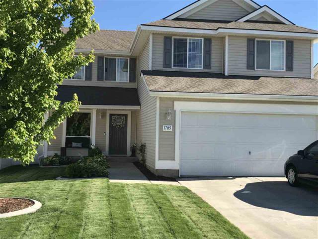 1705 W Cimarron Ln, Spokane, WA 99208 (#201812530) :: Prime Real Estate Group