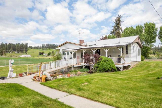 13014 E Mt. Spokane Park Dr, Mead, WA 99021 (#201816630) :: The Spokane Home Guy Group