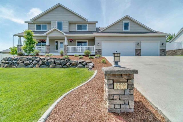 2416 S Windsor Dr, Spokane Valley, WA 99016 (#201818831) :: 4 Degrees - Masters