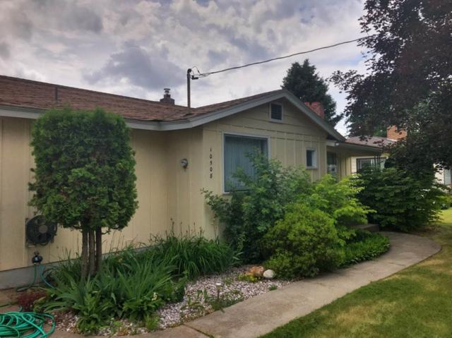 10508 E Sharp Ave, Spokane Valley, WA 99206 (#201819502) :: The Spokane Home Guy Group