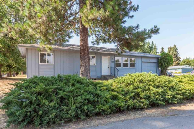 423 W Brooks Rd, Medical Lk, WA 99022 (#201821592) :: The 'Ohana Realty Group Corporate Offices