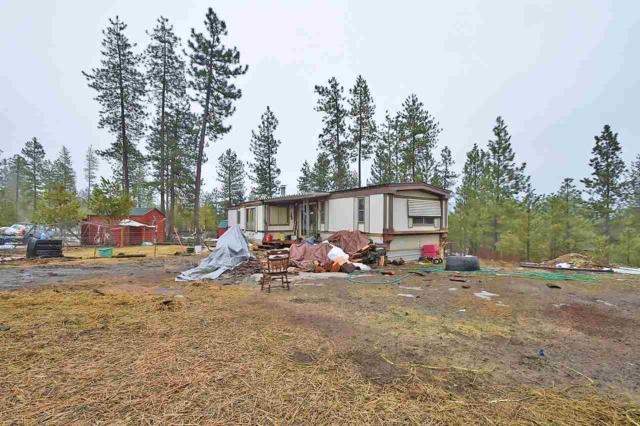 4464B Woods Way, Springdale, WA 99173 (#201911435) :: The Spokane Home Guy Group