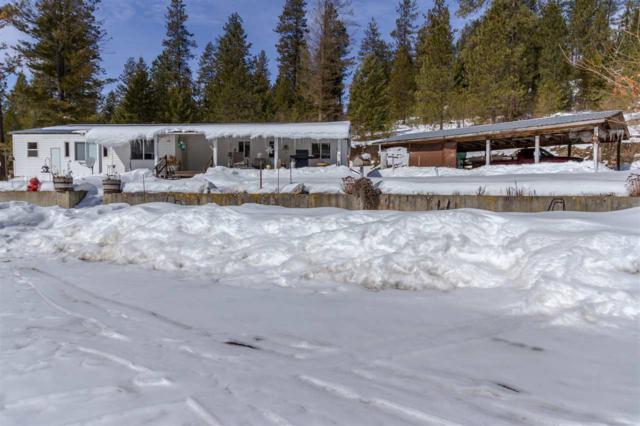 4250 Springdale Hunters Rd, Springdale, WA 99173 (#201912405) :: Northwest Professional Real Estate