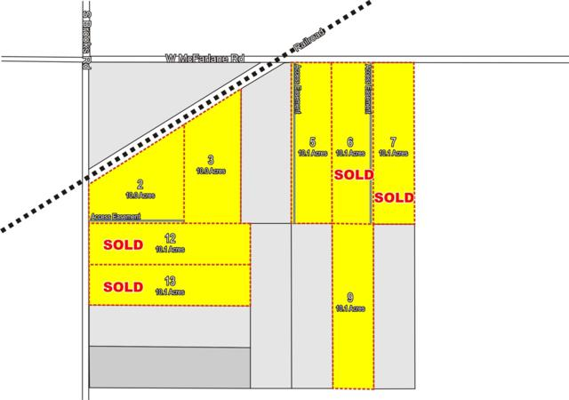 3209 S Brooks Rd Lot #2, Medical Lake, WA 99022 (#201912953) :: The Hardie Group