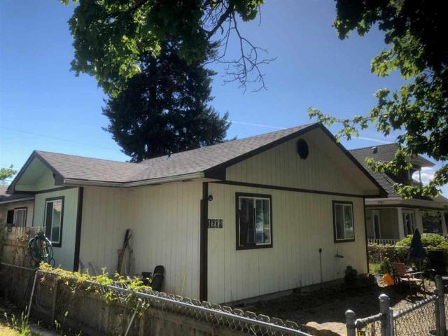 1609 W Gardner Ave, Spokane, WA 99201 (#201915184) :: The Synergy Group