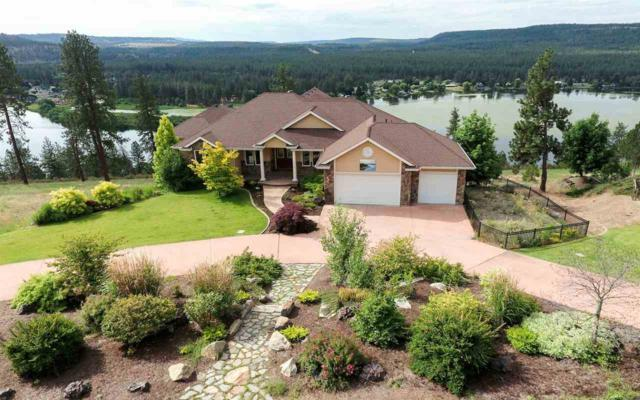 10673 W Lakeside Ln, Nine Mile Falls, WA 99026 (#201918819) :: 4 Degrees - Masters