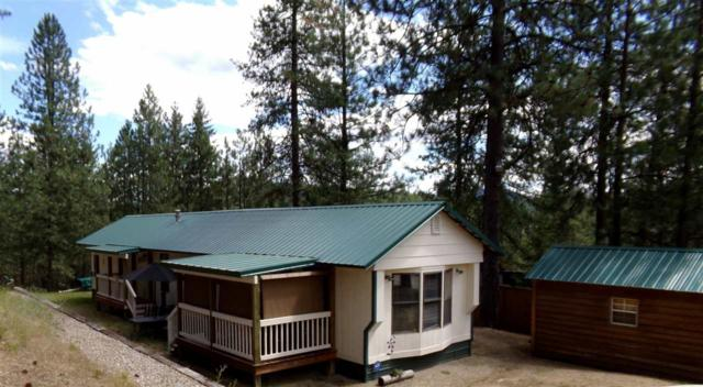 41756 S Shore Acres Rd 41756 S Loon La, Loon Lake, WA 99148 (#201920079) :: Prime Real Estate Group
