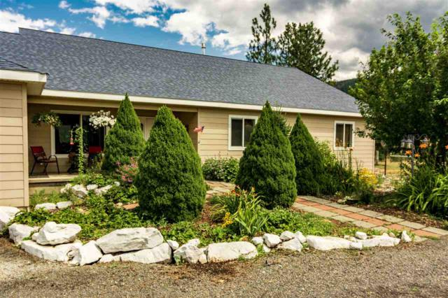 2676 Northport Flat Creek Rd, Kettle Falls, WA 99141 (#201921066) :: The Synergy Group