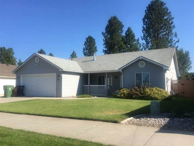 1906 E Houghton Ave, Spokane, WA 99217 (#201923568) :: Top Agent Team