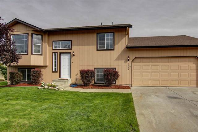 2008 N Hodges Ln, Spokane Valley, WA 99016 (#201923797) :: 4 Degrees - Masters