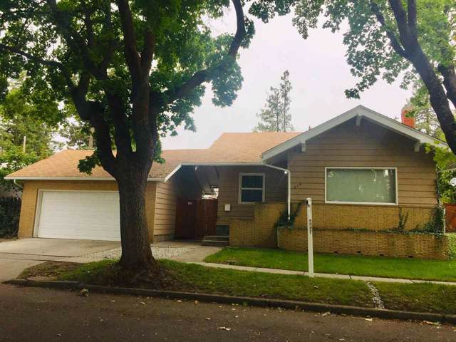 814 4TH St, Cheney, WA 99004 (#201923988) :: The Synergy Group