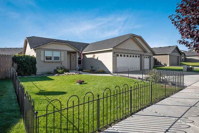 12411 W 1st Ave, Airway Heights, WA 99001 (#201924541) :: The Hardie Group