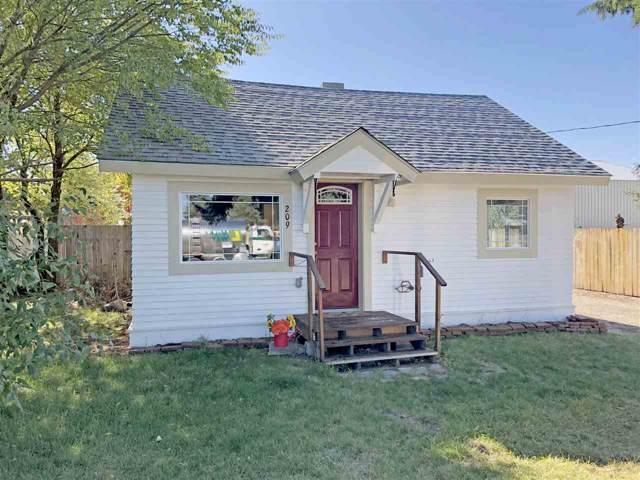209 W Crawford Ave, Deer Park, WA 99006 (#201924833) :: Prime Real Estate Group