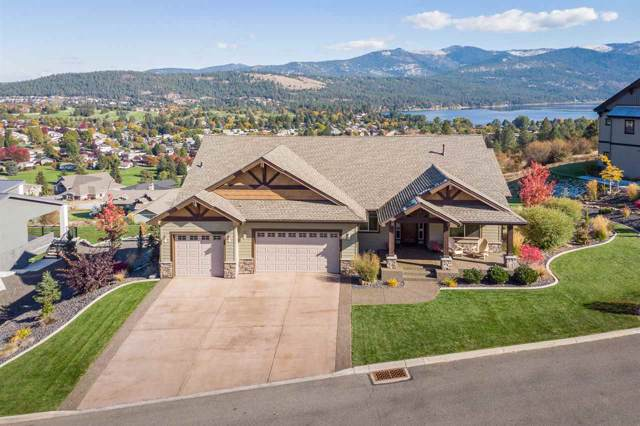 151 N Holiday Hills Dr, Liberty Lake, WA 99019 (#201925007) :: The Hardie Group