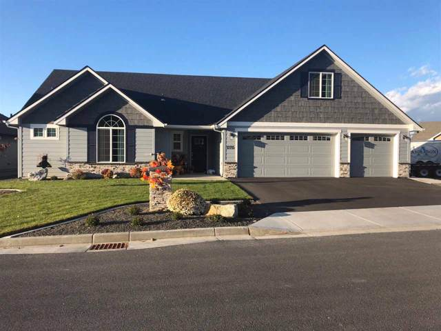 tract 21 E Montgomery Rd, Deer Park, WA 99006 (#201925320) :: The Synergy Group
