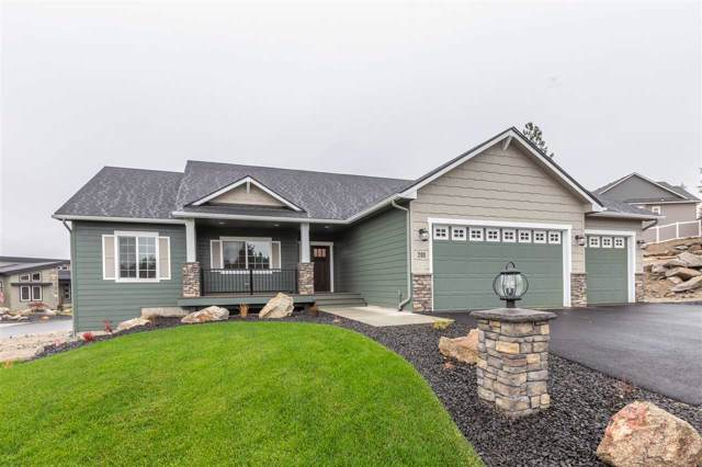 tract 16 E Montgomery Rd, Deer Park, WA 99006 (#201925430) :: Keller Williams Realty Colville