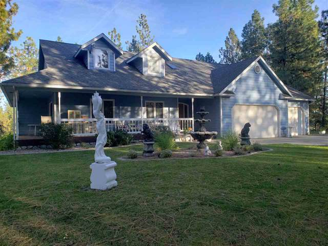 1110 N Wrangler Dr, Medical Lake, WA 99022 (#201925561) :: Five Star Real Estate Group