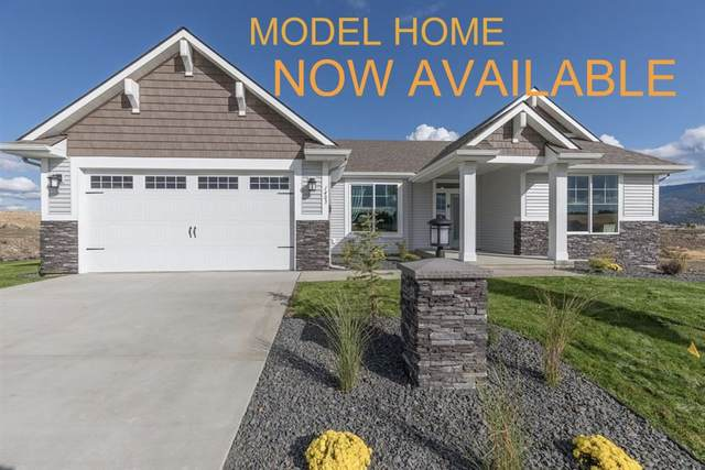 1403 S Hodges St Model Home - No, Spokane Valley, WA 99016 (#201925807) :: Prime Real Estate Group