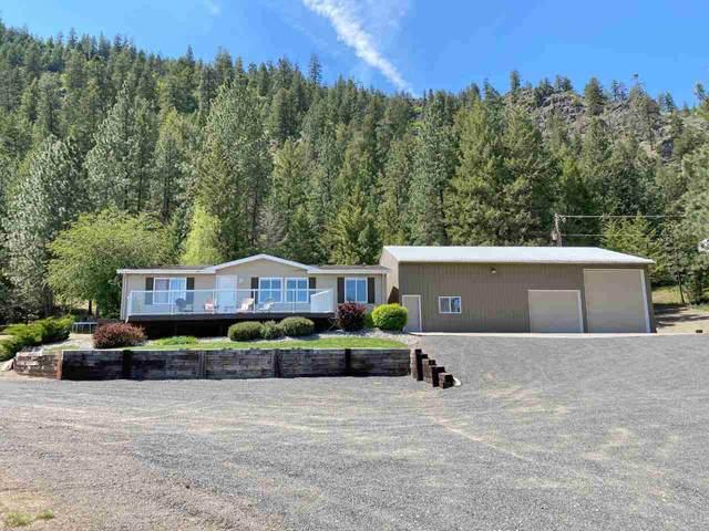 42341 Porcupine Bay Rd N, Davenport, WA 99122 (#201926709) :: Chapman Real Estate