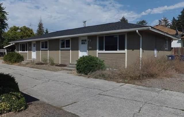 615 & 617 E Wellesley Ave, Spokane, WA 99207 (#201926711) :: The Spokane Home Guy Group