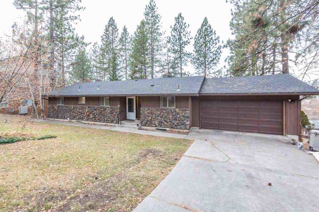 1104 S Highland Dr, Spokane Valley, WA 99212 (#201926813) :: Top Agent Team