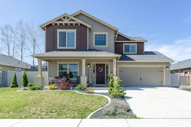 8815 W Red St, Cheney, WA 99004 (#201927111) :: Prime Real Estate Group