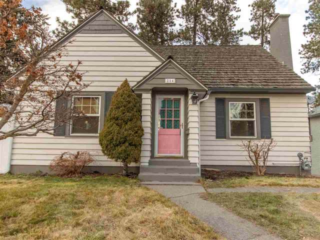 214 W 29TH Ave, Spokane, WA 99203 (#202010509) :: Keller Williams Realty Colville