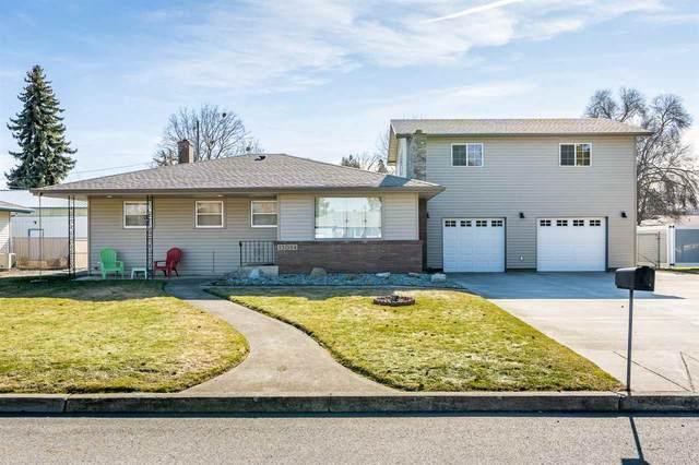 13014 E Maxwell Ave, Spokane Valley, WA 99216 (#202010656) :: The Synergy Group