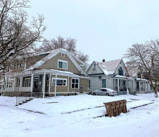 1305 N Madison St, Spokane, WA 99201 (#202010709) :: The Spokane Home Guy Group