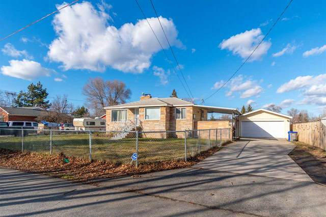 8319 E Boone Ave, Spokane Valley, WA 99212 (#202011476) :: The Synergy Group
