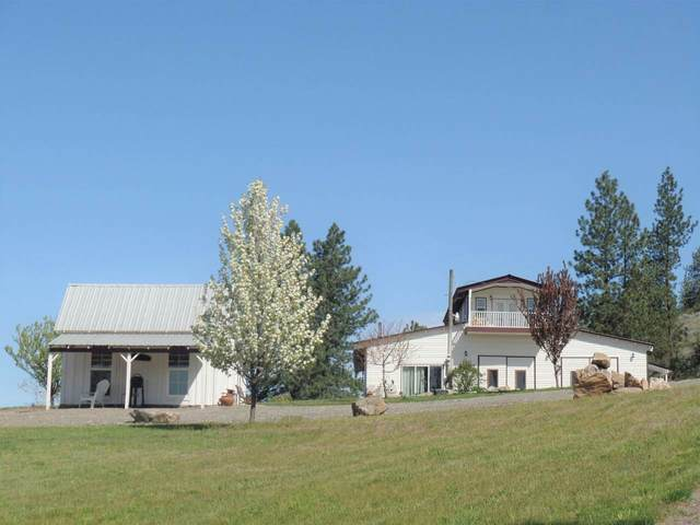 2345 S Hwy 25, Kettle Falls, WA 99141 (#202012224) :: The Synergy Group