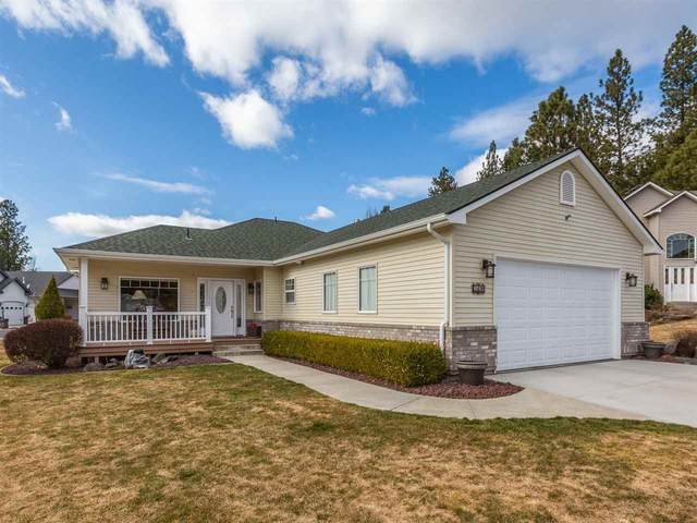 3420 W Excell Ln, Spokane, WA 99208 (#202012309) :: Prime Real Estate Group
