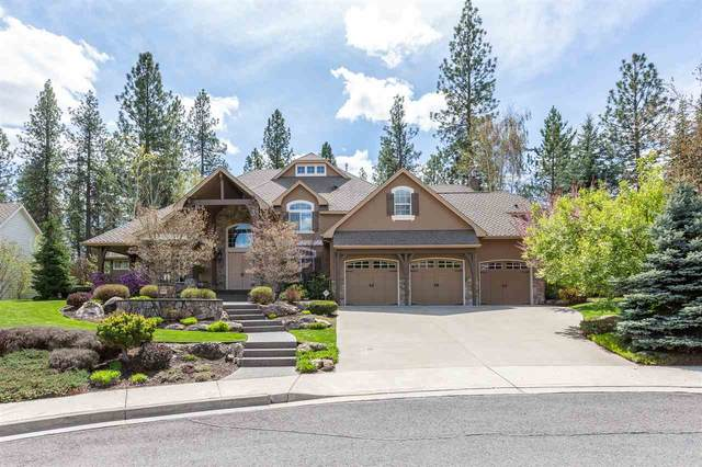 6506 S Highland Park Dr, Spokane, WA 99223 (#202012424) :: Northwest Professional Real Estate
