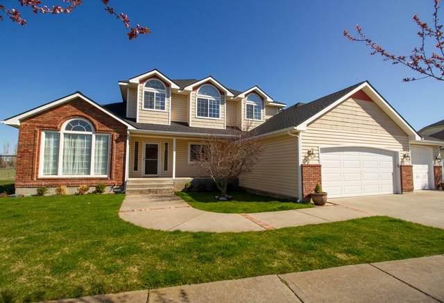 3206 W Trinity Ave, Spokane, WA 99208 (#202012807) :: Prime Real Estate Group